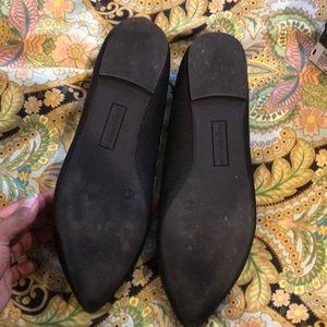 Christian Siriano Shoes - Black flats   Christian Siriano   Size 9w